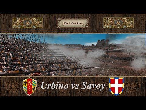 Italian Wars Battle beta: Condotieri pikemen!