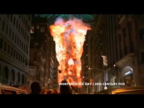 White House Down: Roland Emmerich's Favorite Explosions