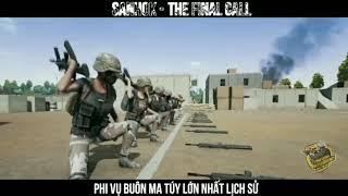 Trailer phim bom tấn PUBG