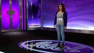 Samira El Hamoul - Turning Tables och Think (hela audition) - Idol Sverige (TV4)