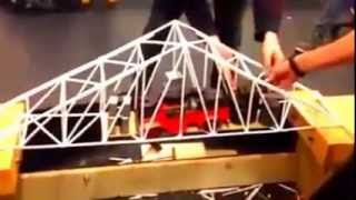 Truss Bridge Test