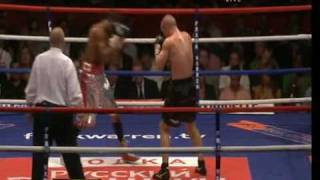 Anthony Small V Matthew Hall 4 4
