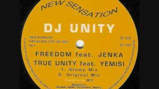 DJ UNITY  -  TRUE UNITY (ORIGINAL MIX)