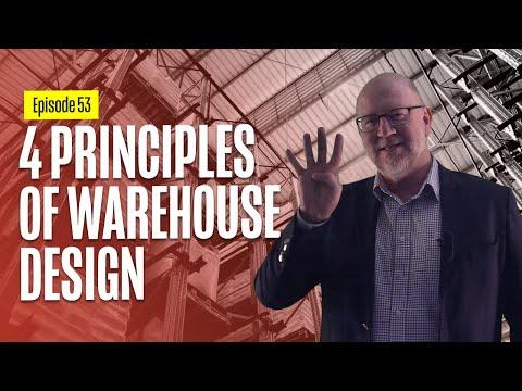 The 4 Warehouse Design Principles - F.A.C.T.