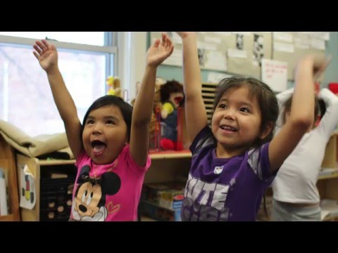 Discovering ballet with the Ottawa Inuit Children's Centre
