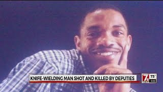 Family of man fatally shot by deputies want transparency in investigation