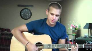 "Blake Shelton ""God Gave Me You"" (Cover) by Zach DuBois"