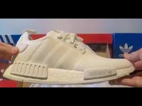 90c57116b Unboxing and On feet Adidas Original NMD R1
