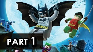 LEGO Batman: The Video Game - Walkthrough Part 1 - Let