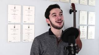 West Side Story - Maria - (James Guild Cover)