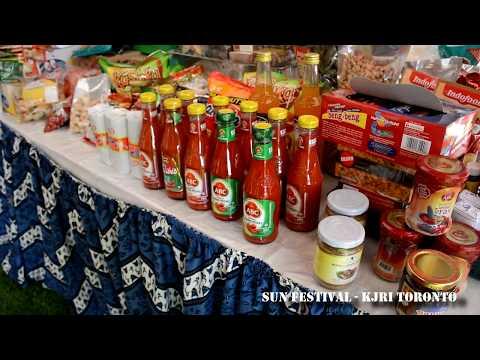 KJRI Toronto: Partisipasi Indonesia pada Sun Festival 2017