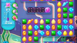 Candy Crush Soda Saga Level 1103 No Boosters 2 stars