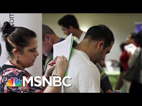 US Adds 164K Jobs In April, Unemployment 3.9 Percent | Morning Joe | MSNBC