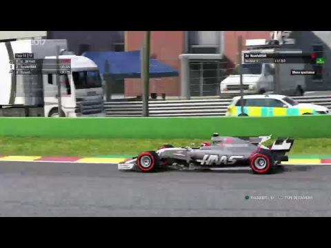 Championnat F1 Racing Cup S2 - Test de presaison