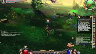 Legend of Silkroad - firstlook at gameplay (PC HD) - 2014 MMORPG 1/2