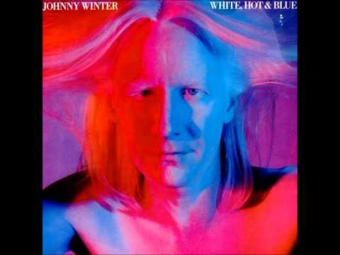 JOHNNY WINTER (Beaumont, Texas) - Last Night