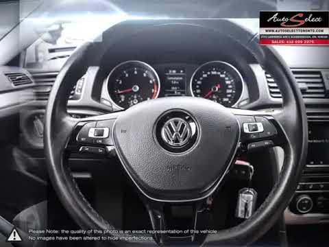 2018 Volkswagen Passat   Auto Select Toronto   1VWAA7A30JC027215