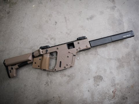 TRGRiQ How to convert your Kriss Vector to Featureless