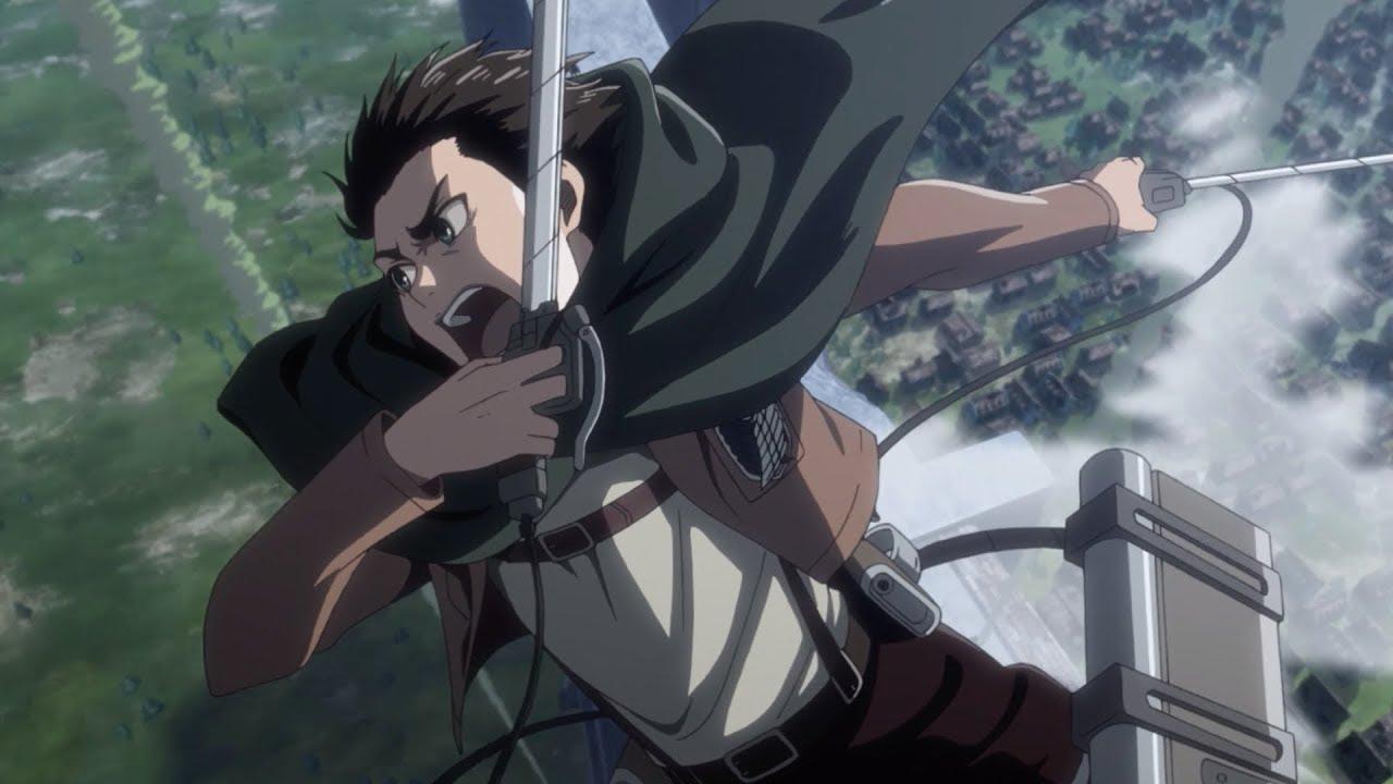 Attack on Titan Season 3 Part 2 | Trailer - YouTube