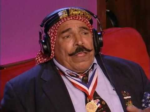 Howard Stern Iron Sheik Returns 10/15/07