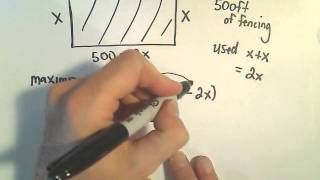 Video Optimization Problem #4 - Max Area Enclosed by Rectangular Fence download MP3, 3GP, MP4, WEBM, AVI, FLV April 2018