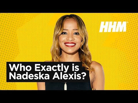 Who Exactly is Nadeska Alexis from Complex? - YouTube