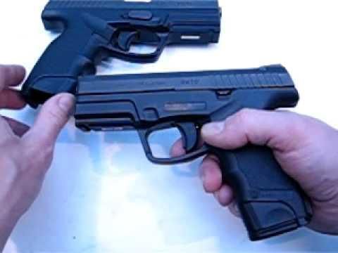 Но, насколько мне известно, пистолет steyr m-a1 под патрон 9x19. Лично для меня такая цена не критична, потому и спрашиваю.