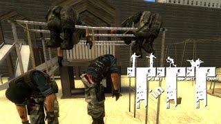 Klettern auf dem Spielplatz | Trouble in Terrorist Town [GMod]
