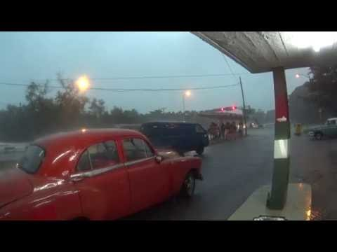 Cuba - Cojmar sous la pluie