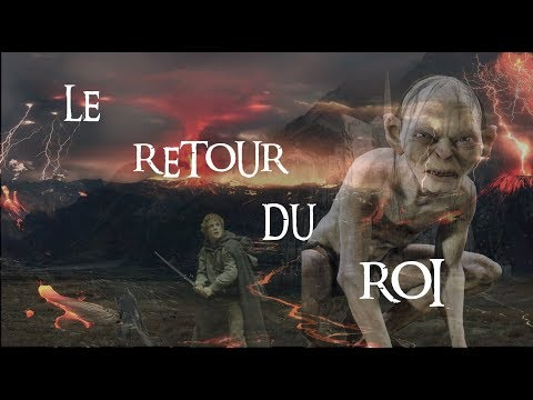 PODCAST #12 LE SEIGNEUR DES ANNEAUX LE RETOUR DU ROI