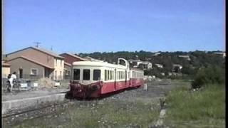 Train Touristique Viaduct 07 - Autorail SNCF Picasso X 3800