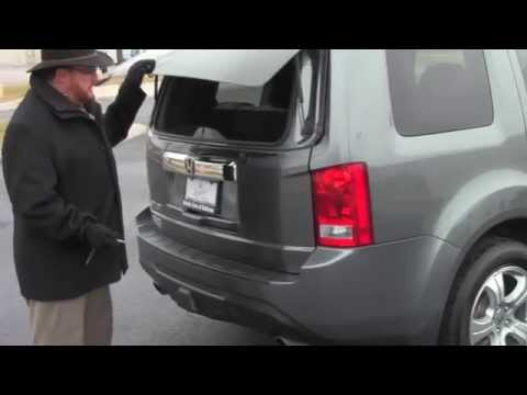 Certified Used 2013 Honda Pilot EX for sale at Honda Cars of Bellevue...an Omaha Honda Dealer!