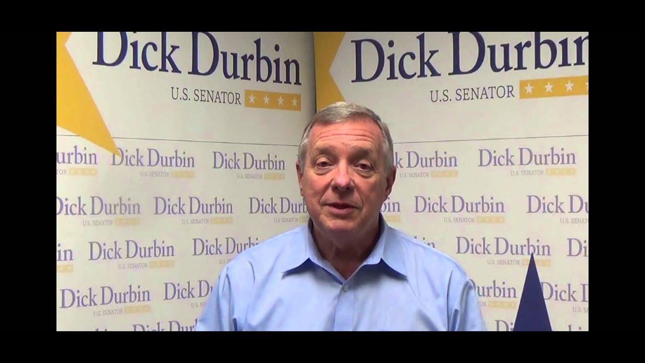 Us Senator Dick Durbins Greetings For The Asian American Business