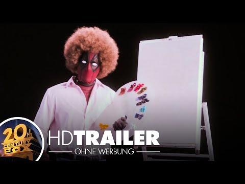 Deadpool 2 | Offizieller Trailer 1 | Deutsch HD German (2018)