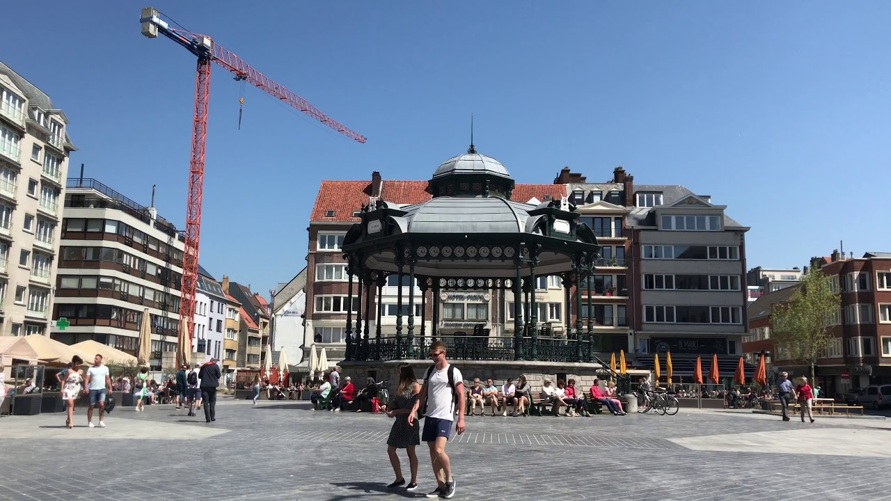 Ostend Belgium 2018 Youtube