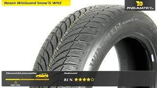 Nexen Winguard SnowG WH2- Pneumatiky.cz