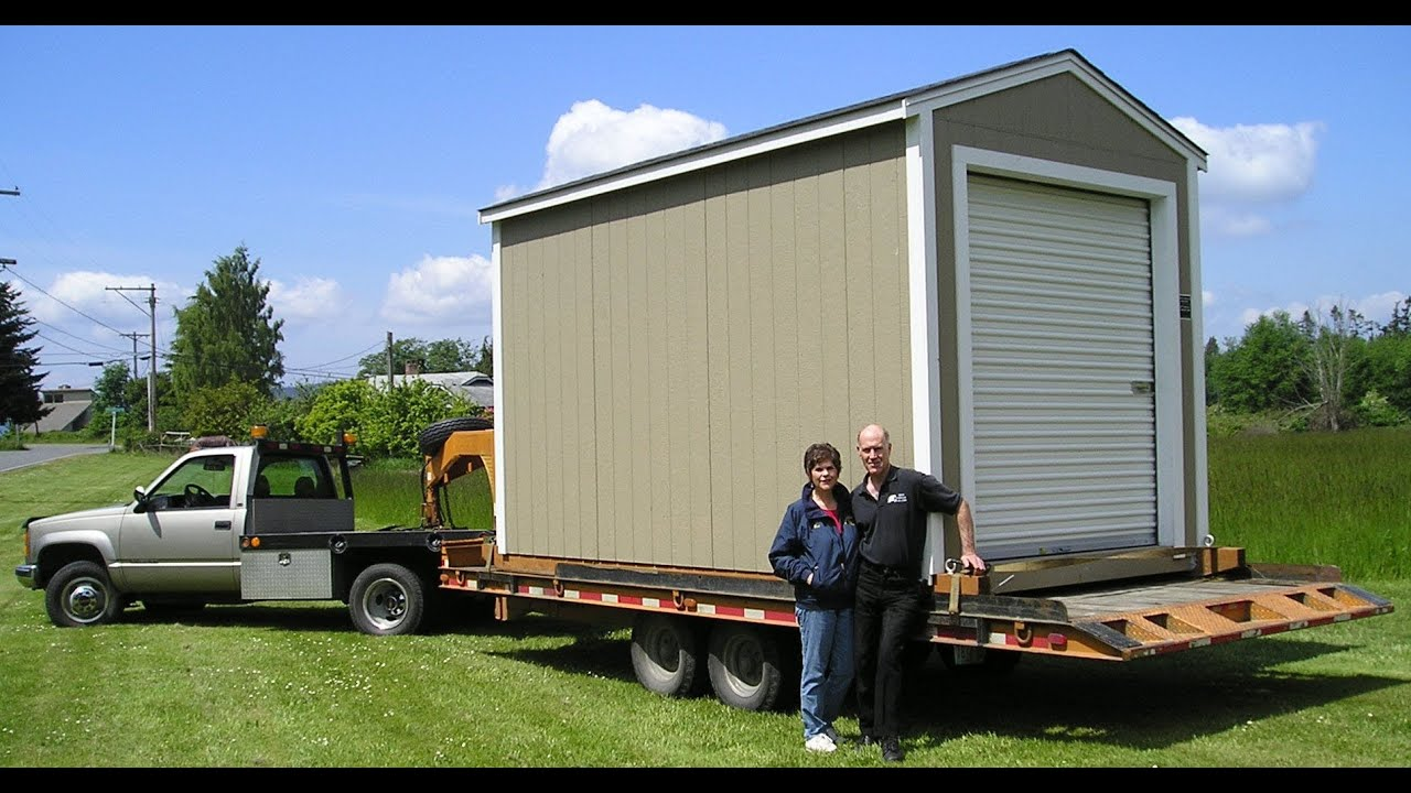 YouTube Premium & Camano Island WA Storage Sheds - Ima Rented Portable Storage in ...