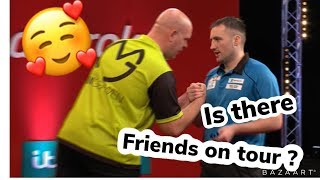 Are there friends in darts ? S1 E3 - tales of the tour