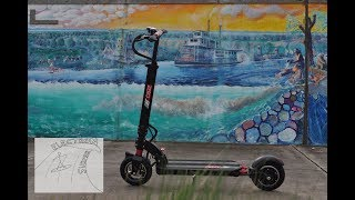 Zero 9 Electric Scooter Review!