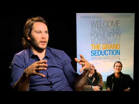 The Grand Seduction  Taylor Kitsch & Liane Balaban