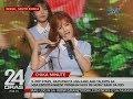 24 Oras Exclusive: K-pop stars, naipapakita ang kanilang talents sa mga entertainment program