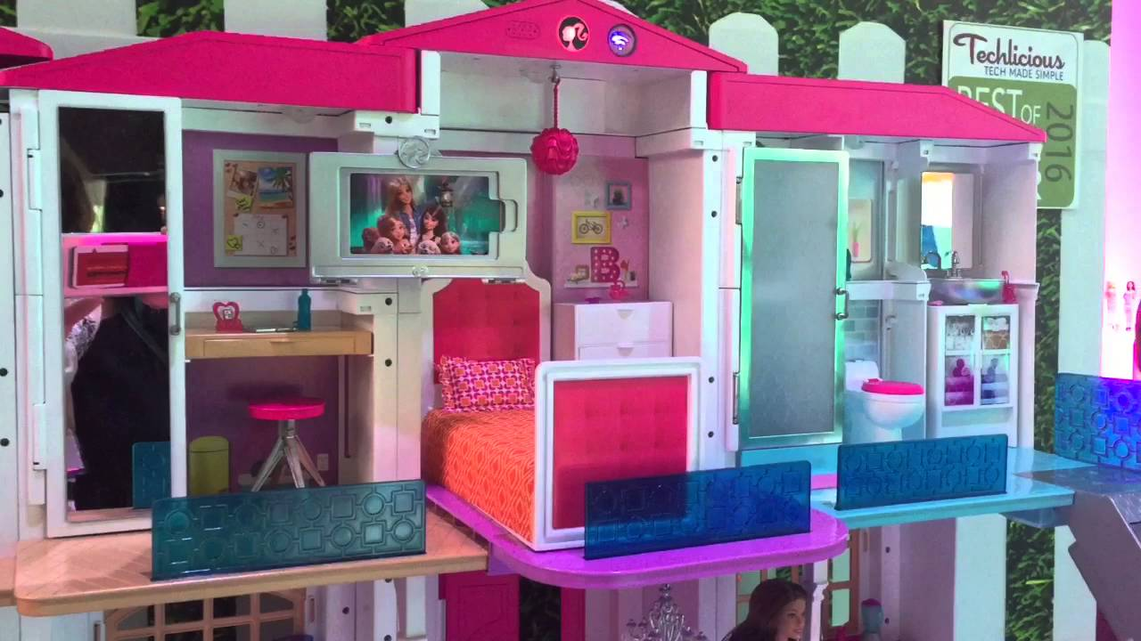 Barbie Hello Dreamhouse ToyTuesday Ep 9 YouTube