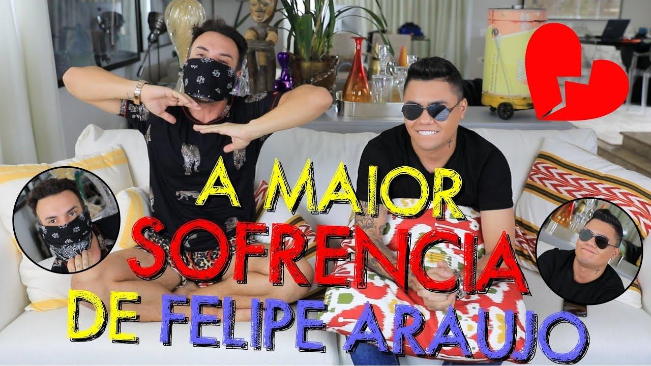 b762e9460 Sertanejo Felipe Araújo fala sobre amor do passado, sexo e faz revelação  curiosa sobre suas músicas