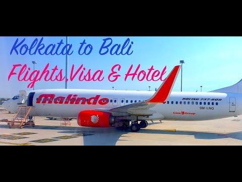 kolkata-to-bali|flights|hotels|visa|top-places-to-visit-in-bali|indian-couple-travel-vlog
