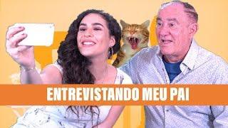 Entrevistei Meu Pai Aka Renato AragÃo