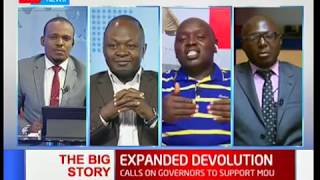 The Big Story:Expanded devolution,Raila proposes three Tier system