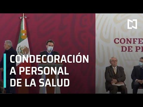 AMLO entregará condecoración Miguel Hidalgo al personal de S