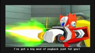 Megaman X Command Mission Boss Shadow