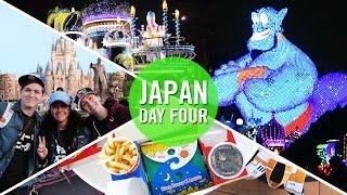 Tokyo Disneyland!! • Japan Adventures