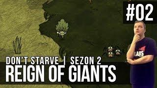 Torf, torf, torf, leciałem samolotem | Don't Starve: Reign of Giants #02